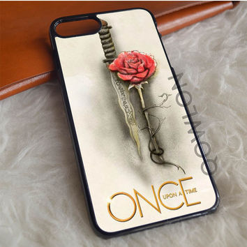 Once Upon A Time Rose iPhone 7 Plus Case