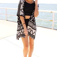 SABO SKIRT Mayan Cardi - (No Colour Specified) - 48.0000