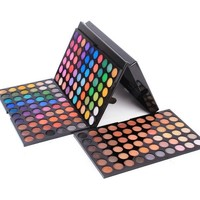 180 Colors Professional Eyeshadow Makeup Cosmetic Palette - OASAP.com