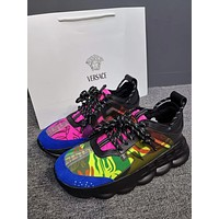 Versace Chain Reaction Sneakers #dsr120