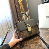 Louis Vuitton LV Tote Shoulder bag LOCKY BB