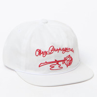 OBEY Rosay Snapback Hat at PacSun.com