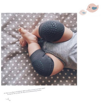2016 New Baby Safety Cotton Knee Pad Kids Socks Thick Multi-function Children Short Kneepad Crawling Protector Baby Care Product