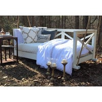Blue Moon Porch Swing & Reviews | Wayfair