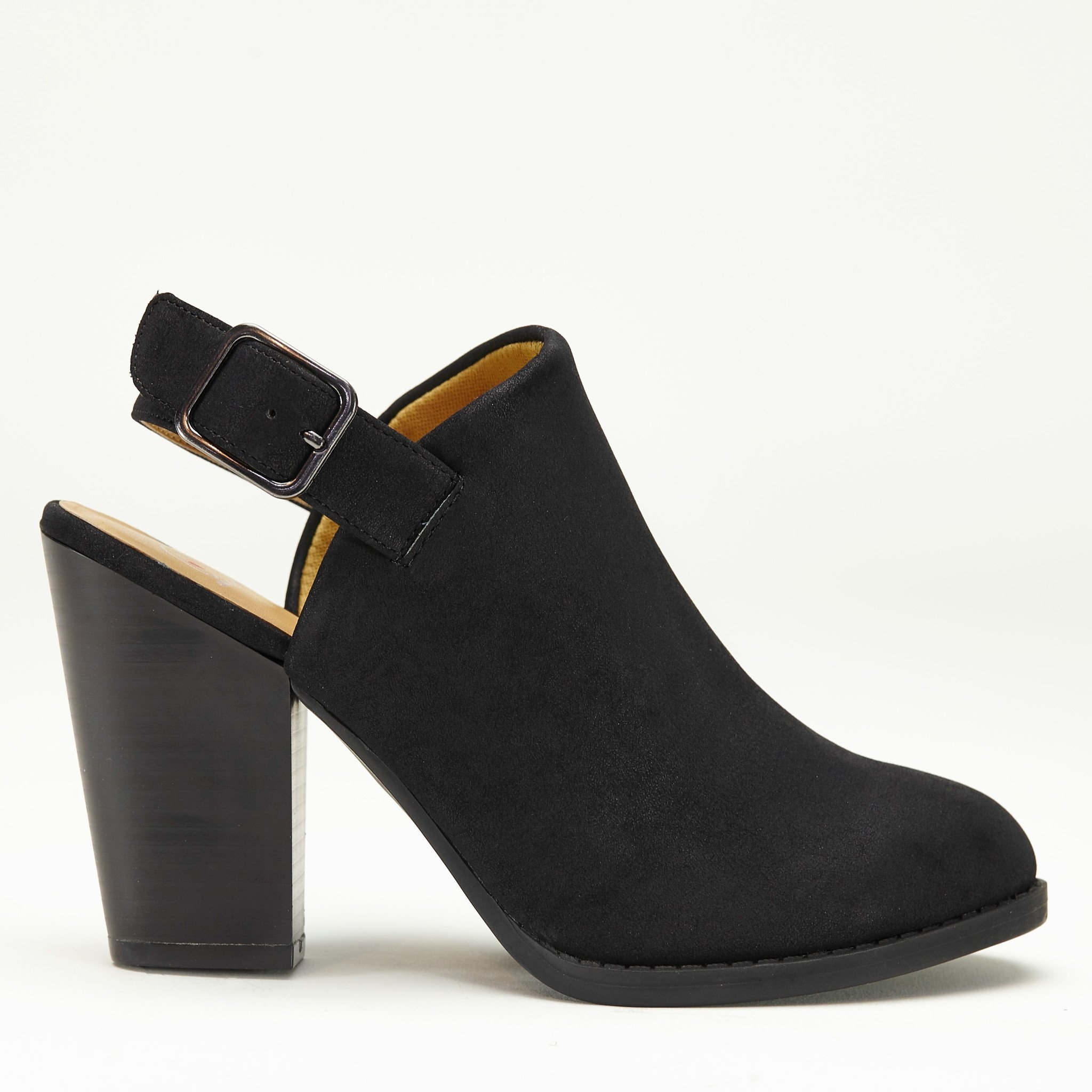 Image of One of A Kind Ankle Boot In Black