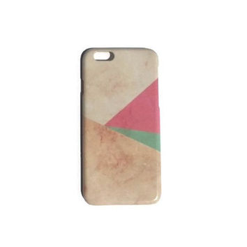 Geometric marble iphone 6 case / / iphone 6 plus case / / Samsung galaxy S6 case / / Samsung  S5 case / / iphone 4 5 5S 5C, S4 note 3 note 4