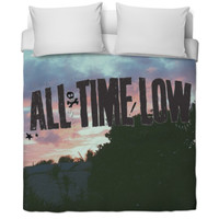 all time low - bed spread