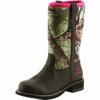 Ariat Women's 10 in. All Weather Boots, Camo at Tractor Supply Co.