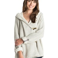 Rise Up! Hooded Cardigan 888701624226   Roxy