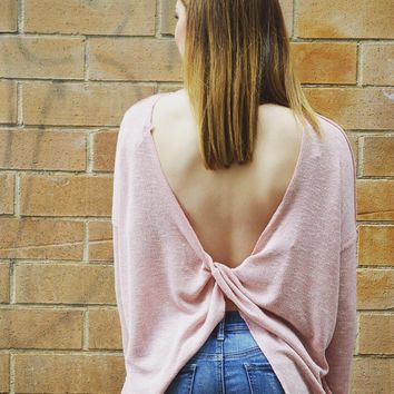 Go Your Own Way Twisted Top