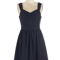 ModCloth Mid-length Sleeveless A-line Stunning at the Show Dress
