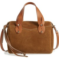 Jimmy Choo Small Allie Nappa Leather Bowling Bag | Nordstrom