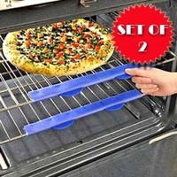 SILICONE OVEN RACK GUARD (SET OF 2)