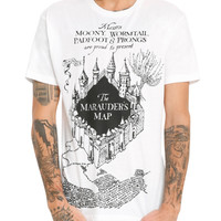 Harry Potter Marauders Map T-Shirt