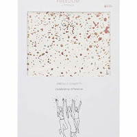 Confetti Freckle Temporary Tattoos - Mixed Metal