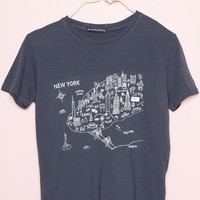 Jamie New York City Map Top