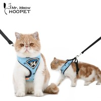 Cat Harness Vest and Leash