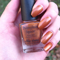 Pumpkin Spice - Fall 2015 Collection - Nail Polish 11ml (Full Size)