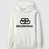 Boys & Men Balenciaga Casual Edgy Long Sleeve Sweater Hoodie