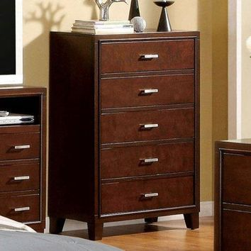 Farlin Contemporary 5-Drawer Chest