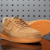 "Nike Air Force 1 AA4061-200 ""Flax"""