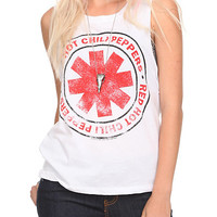Red Hot Chili Peppers Logo Tank Top | Hot Topic