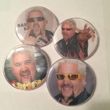Guy Fieri Pin Set