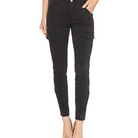 J Brand Mid-Rise Houlihan in Distressed Chrome at Zappos.com