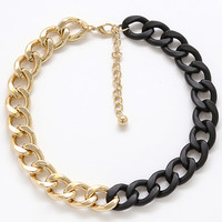 Zoey Chain Necklace