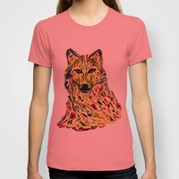 WOLF T-shirt by Adka