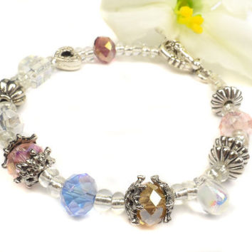 Thank You Gift for Maid of Honor, Bracelet, Special Gift Bridal Party -B