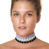 Flower Child Choker