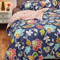 Morning, Noon, and Bright Quilt Set in Full/Queen | Mod Retro Vintage Decor Accessories | ModCloth.com
