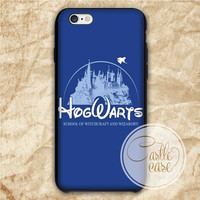 harry potter hogwart disney iPhone 4/4S, 5/5S, 5C Series, Samsung Galaxy S3, Samsung Galaxy S4, Samsung Galaxy S5 - Hard Plastic, Rubber Case