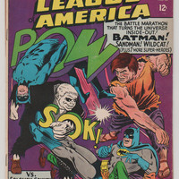 Justice League of America; V1, 46. GD/VG.  August 1966.  DC Comics