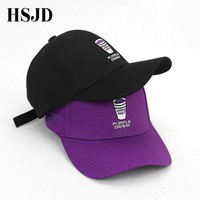 Trendy Winter Jacket 2018 Summer Purple Drank Snapback Hat Dad Hat Cotton Baseball Cap For Men Women Adjustable Hip Hop Trucker Cap Bone Garros AT_92_12