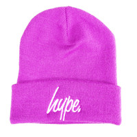 HYPE. Clothing — HYPE.BEANIE (PINK)