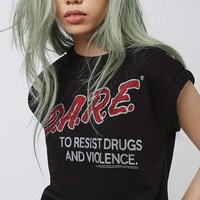 Dare Tee by And Finally - Topshop
