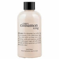 Philosophy Sugary Cinnamon Icing Body Lotion: 8 oz.