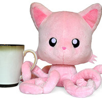Tentacle Kitty Plush