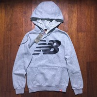 new balance nb women fashion hooded top sweater pullover sweatshirt hoodie
