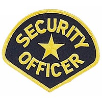 Rothco Security Officer Patch