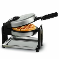 Bella Housewares | Rotating Waffle Maker in Waffle Irons and Countertop Electrics and kitchen appliances, colorful appliances, toasters, juicers, blenders