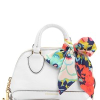 Castaway Couture Leather Mini Dome by Juicy Couture