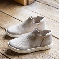 Harlan slip on Sneaker, Taupe/Lizard | Coconuts By Matisse