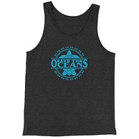 Save The Oceans Vsco Sksksksk Jersey Tank Top for Men