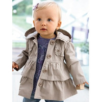 Gir's 5th Avenue Fall Jacket