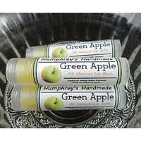 GREEN APPLE Lip Balm | Green Apple Flavor