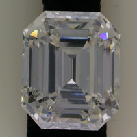 22.91ct D-IF Loose Diamond Emerald Cut Loose Diamond GIA certified JEWELFORME BLUE