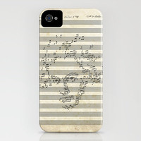 Beethoven iPhone Case by bananabread   Society6